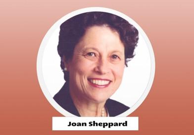 Trainer: Dr. Joan Sheppard